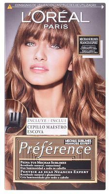 L Oreal Paris Preference Madeixas Sublimes Tom 003 Light Brown