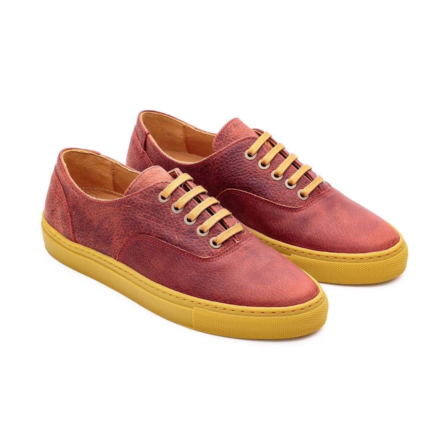Sapatos Saddle Sneakers Another Brick In The Wall