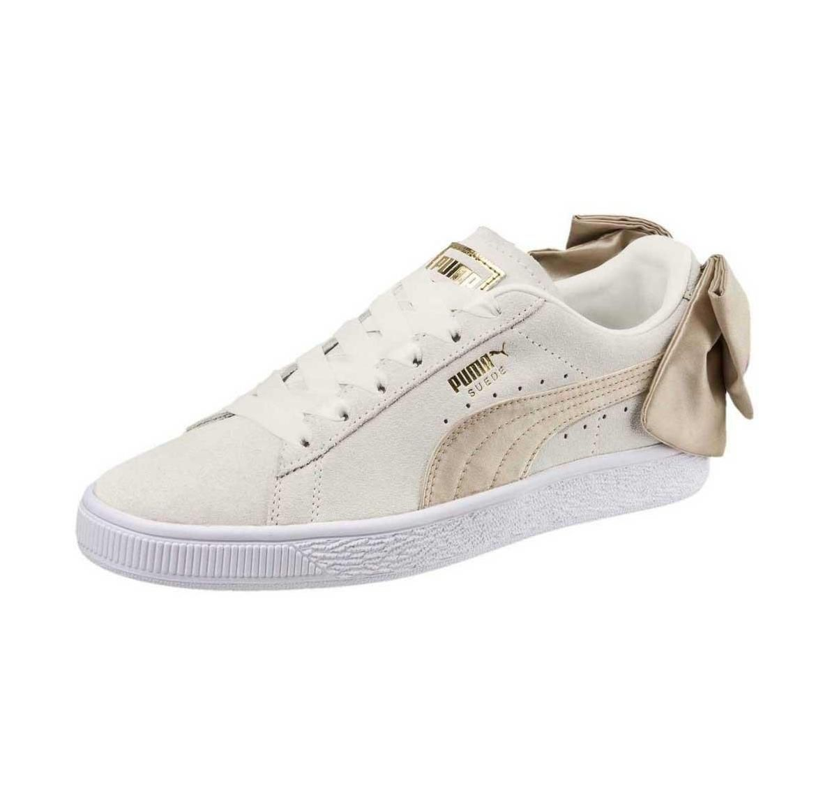 Puma Select Suede Bow Varsity.
