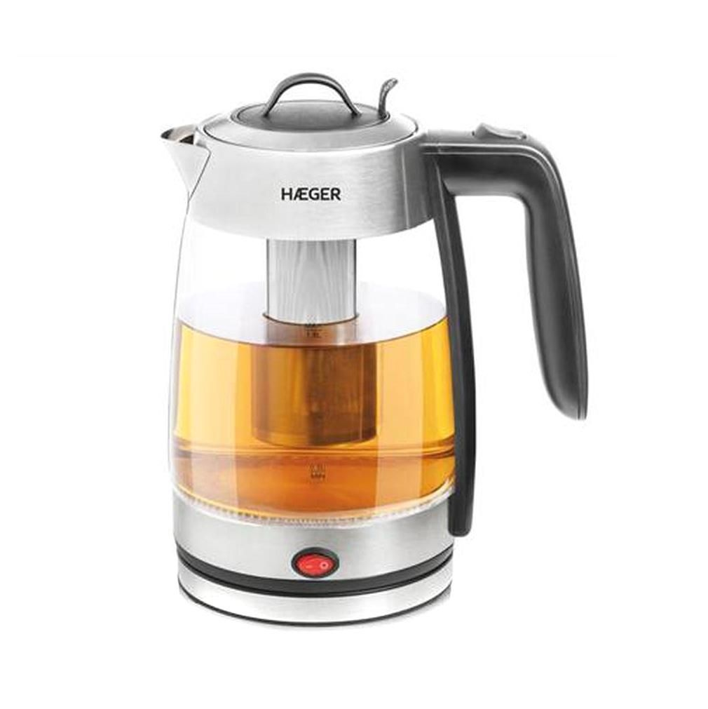 Jarro Chá Haeger 2200W Perfect Tea 1.8 L