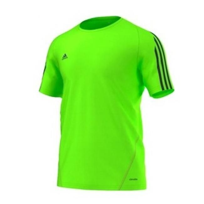 cheap for sale price reduced free delivery Adidas T-shirt de Treino F50 Verde Tecnologia Climalite.