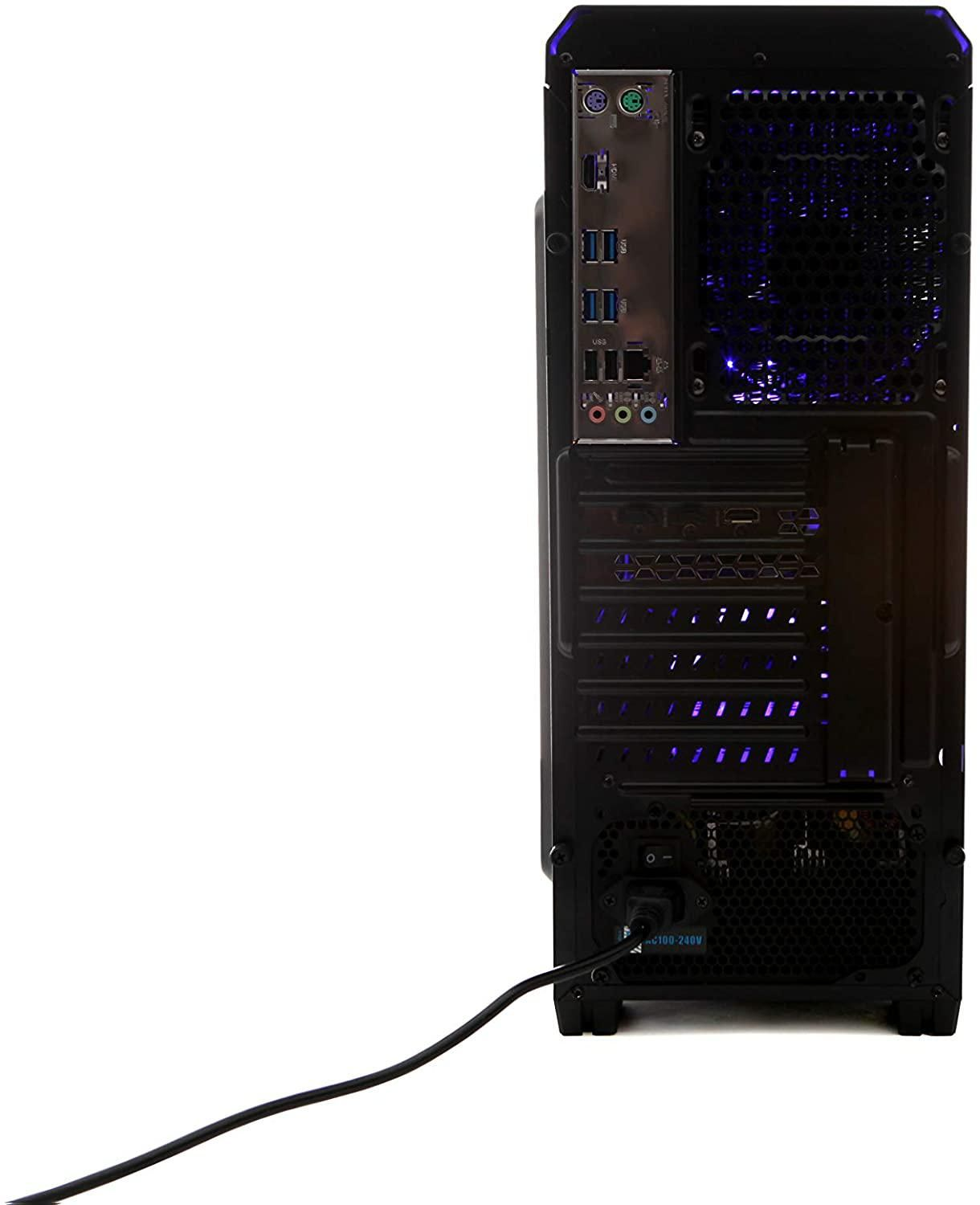 PC Gamer Deep Gaming Antrax-L - Gaming desktop