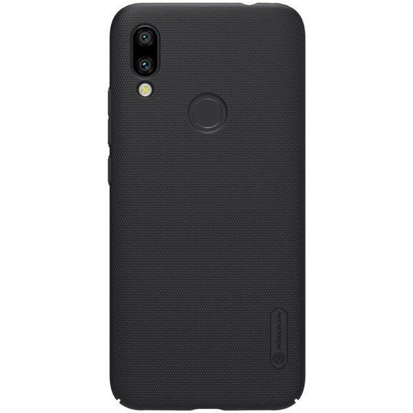 Capa Nillkin Frosted Shield Stronger Cover + Vydrå½Et Xiaomi Redmi 7 Black