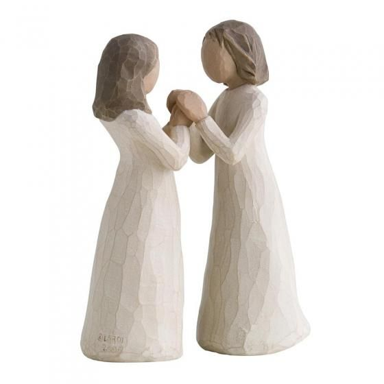 """Escultura """"Sisters By Heart"""""""