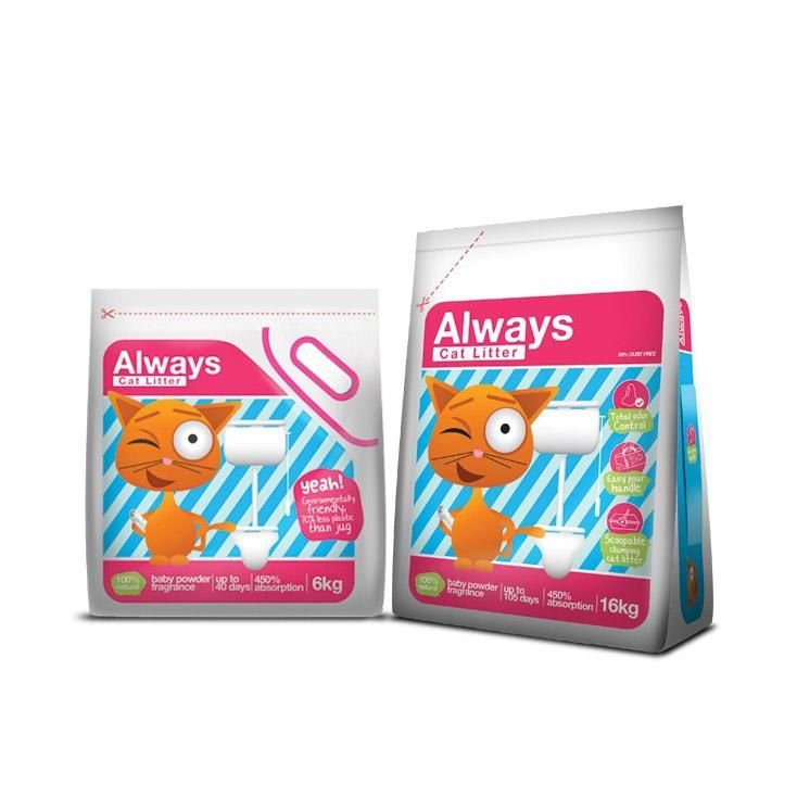 Always Cat Litter 16Kg