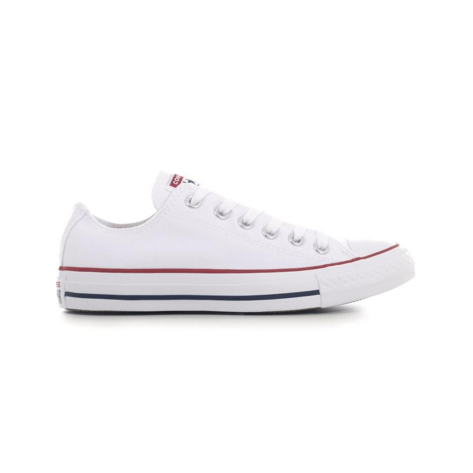 Tenis Brancos Converse Chuck Taylor All Star Classic Low Top