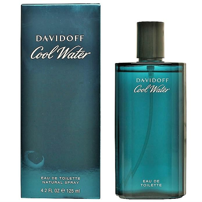 Cool Water Edt Spray 125 ml