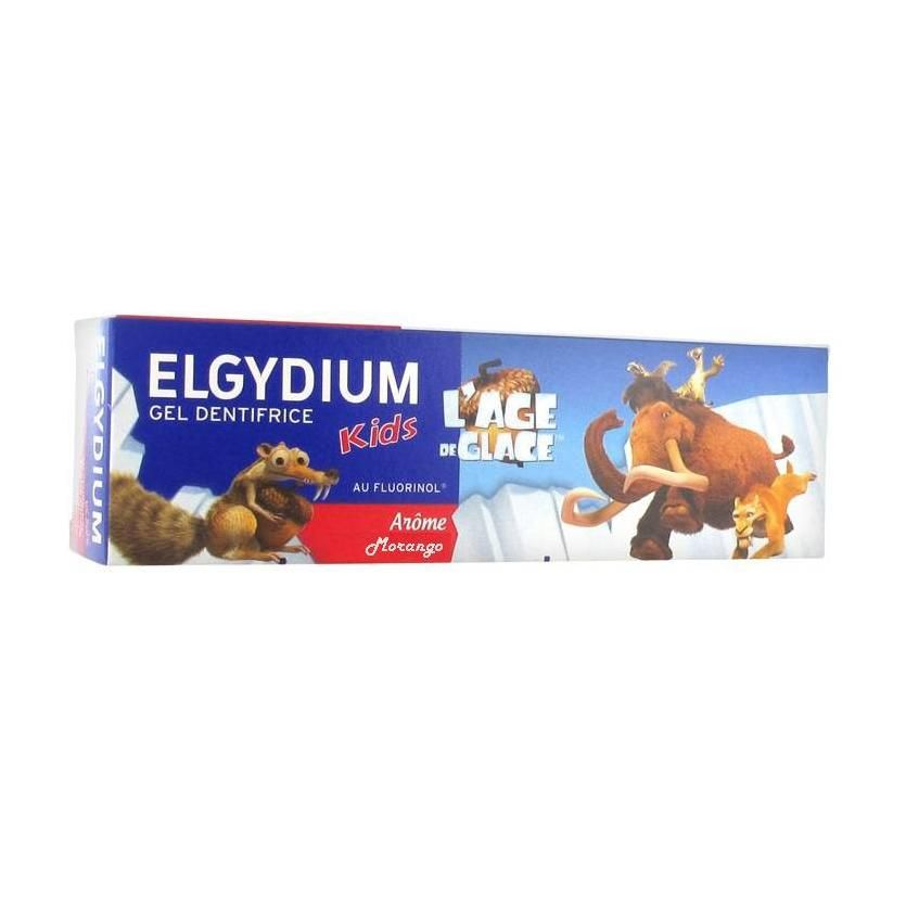 Elgydium Kids Gel Fr Morang Id Gelo50ml