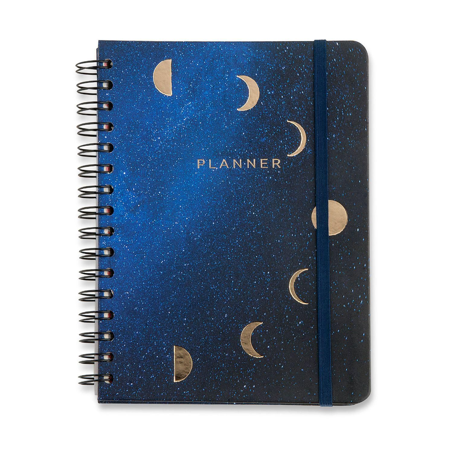 Planner Wire-O Astral Semanal A5 Lua