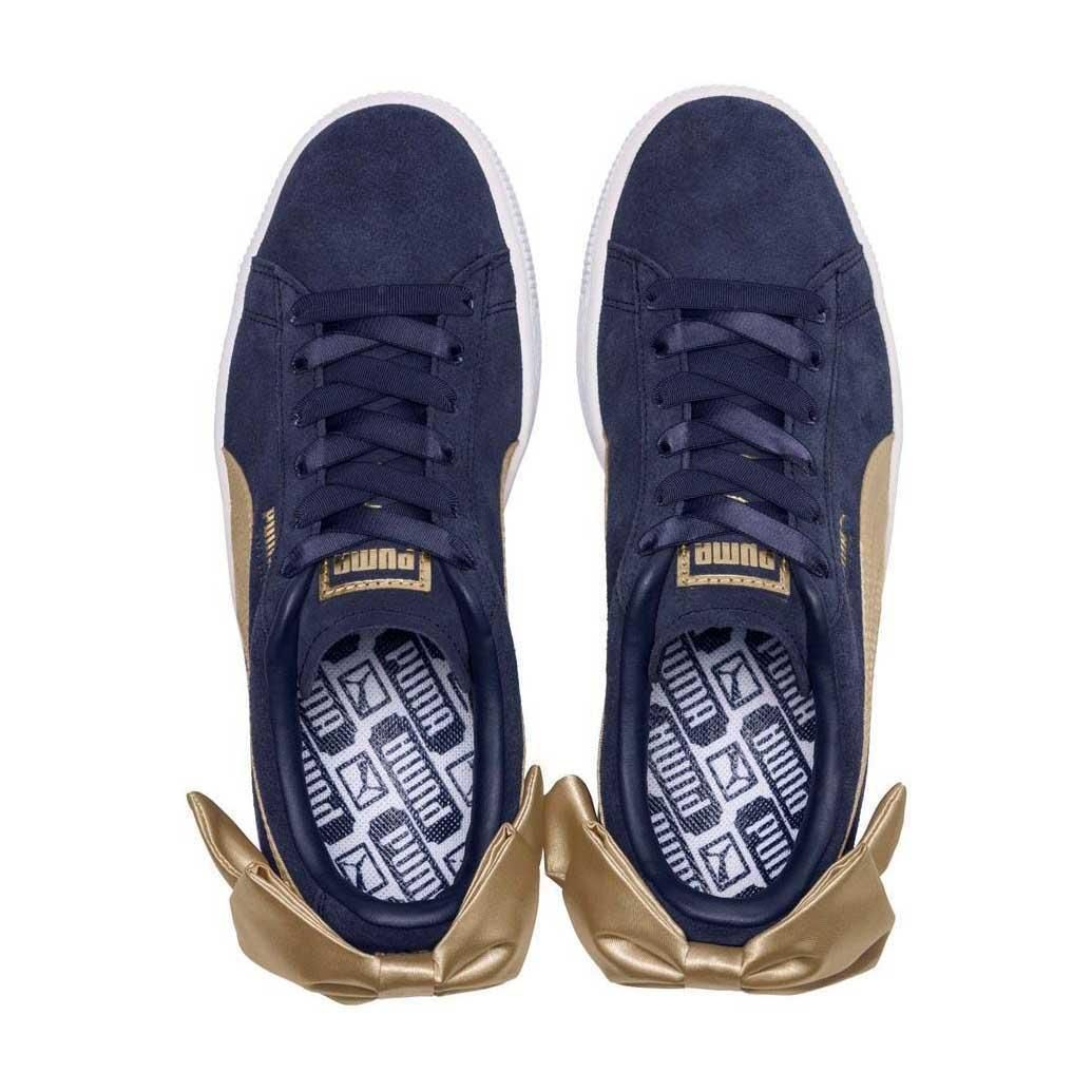 Puma Select Suede Bow Varsity