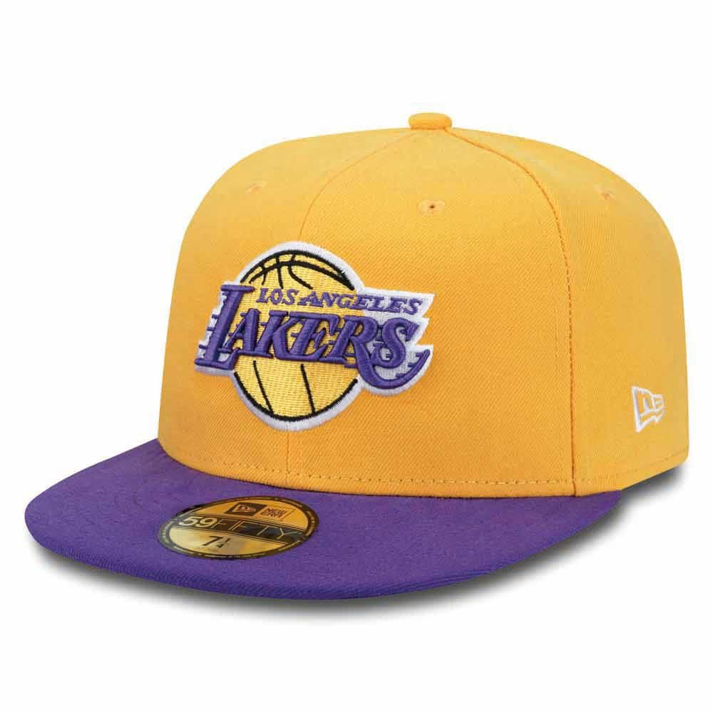 New Era 59 Fifty Los Angeles Lakers