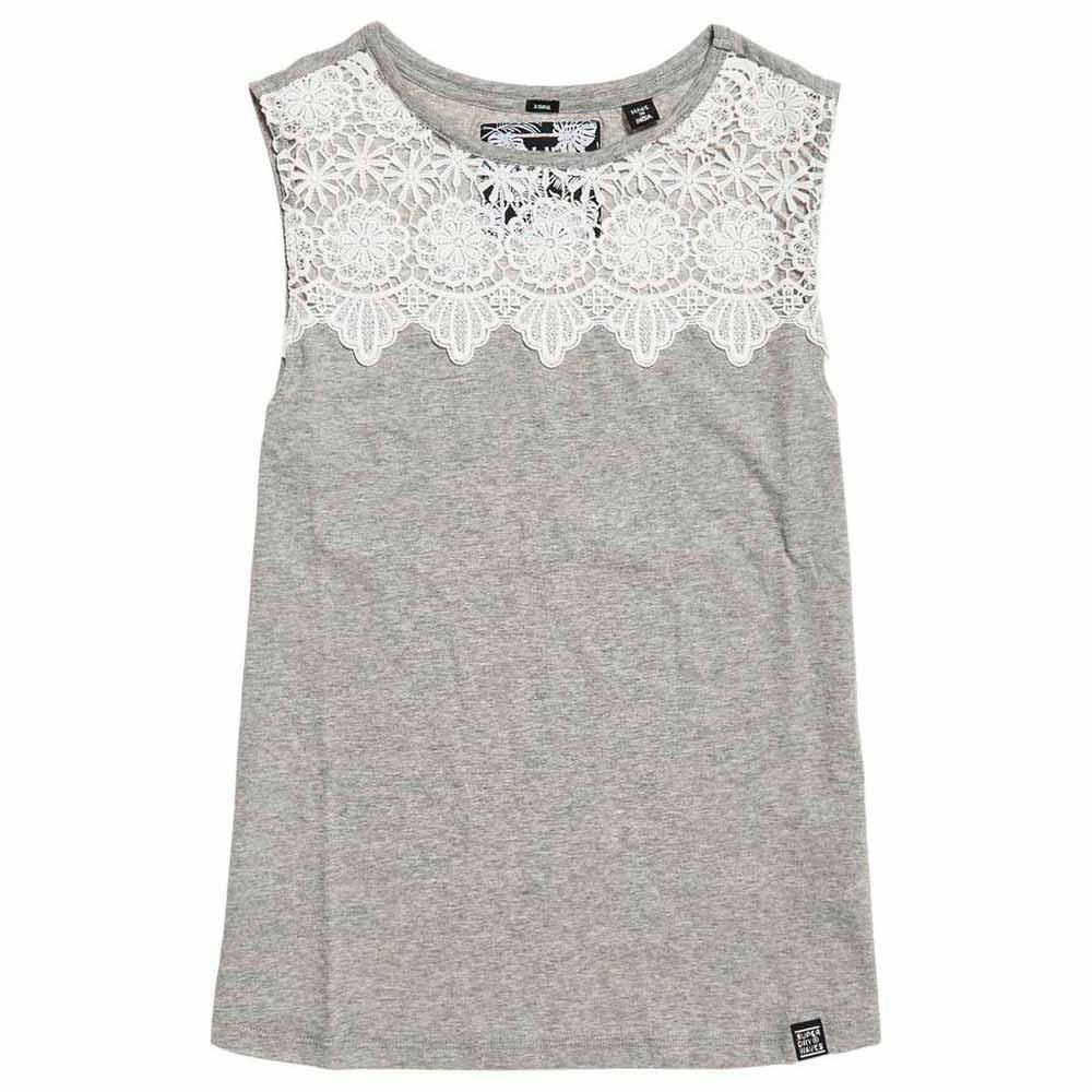 Superdry Island Lace Tank