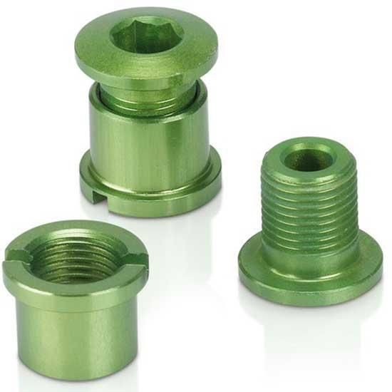 Xlc Chain Ring Screws Coloured Edition 5 Pieces