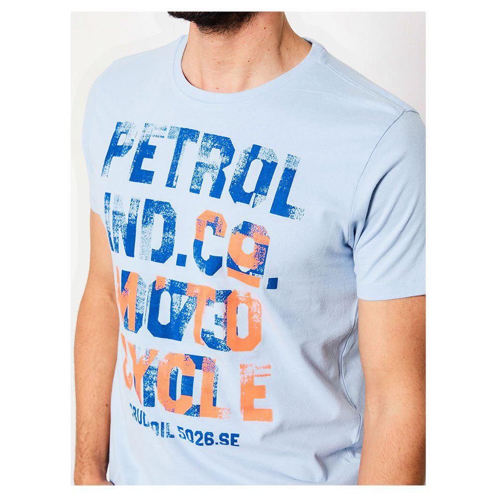 Petrol Industries Ribbed Neck 644
