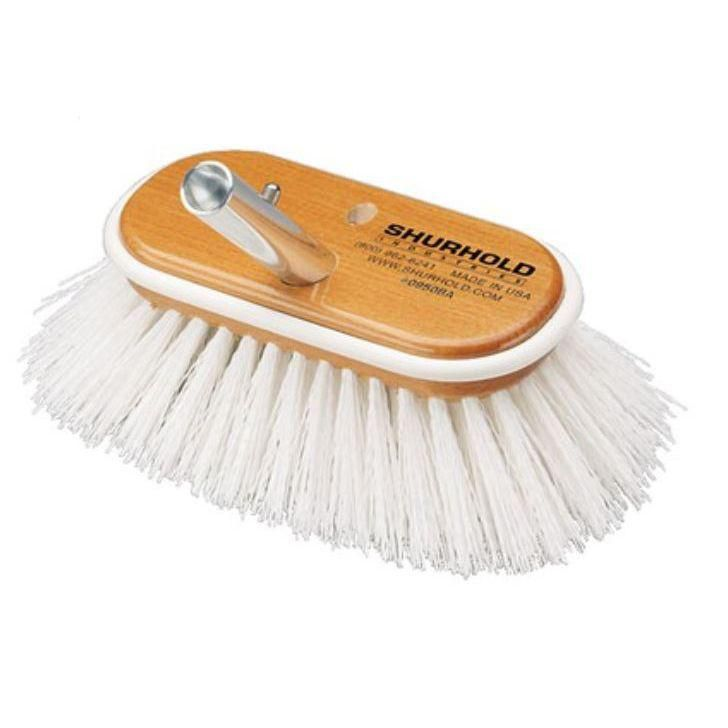 Shurhold Deck Brushes Stiff Polypropylene