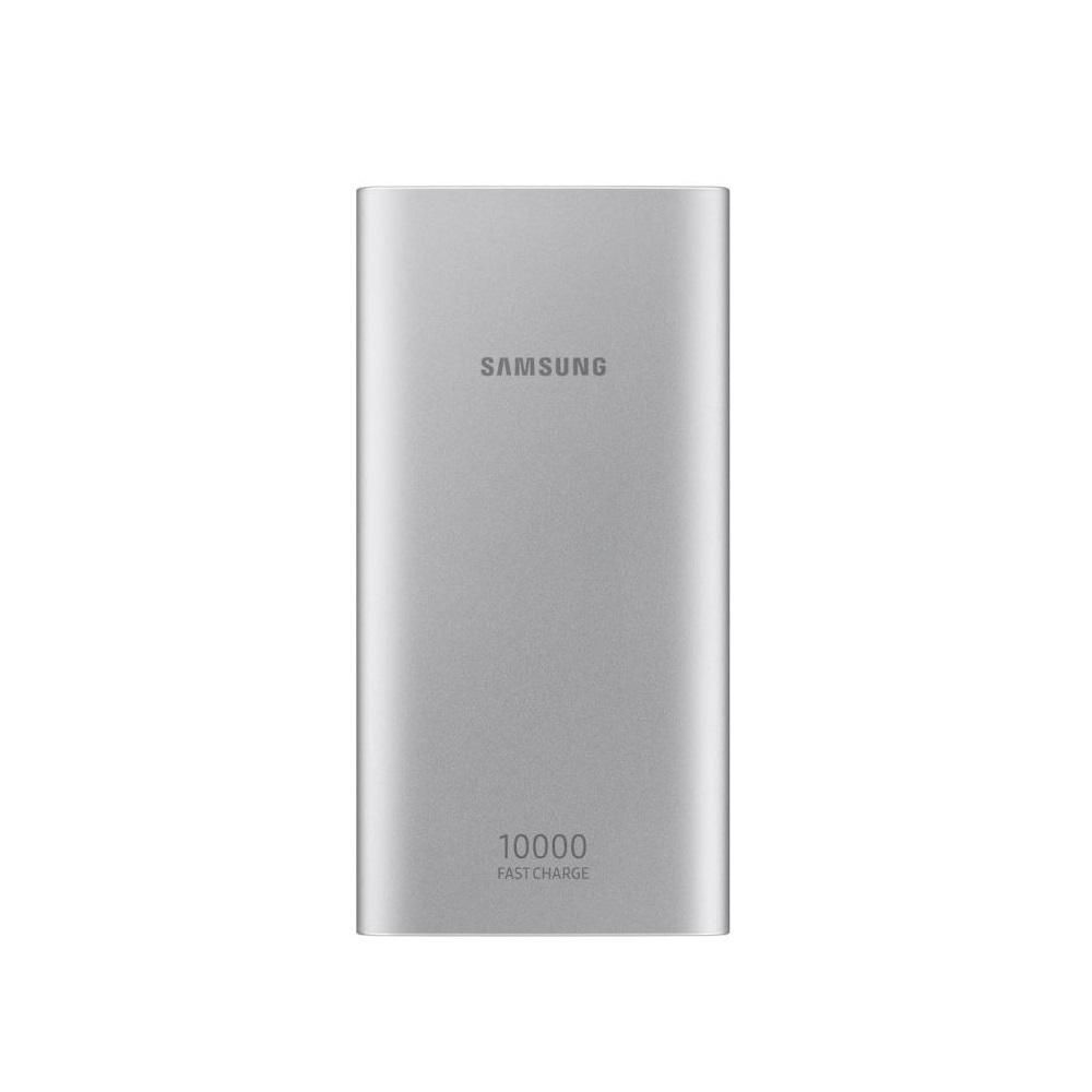 Power Bank Samsung 10000mAh Prateado
