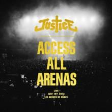 Justice  Access All Arenas (Music Cd)  Cd