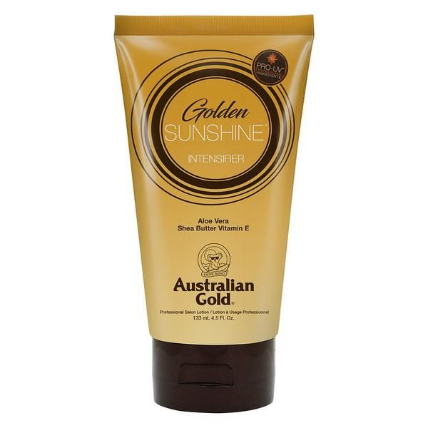 Intensificador Do Bronzeado Sunshine Golden Australian Gold (133 Ml)