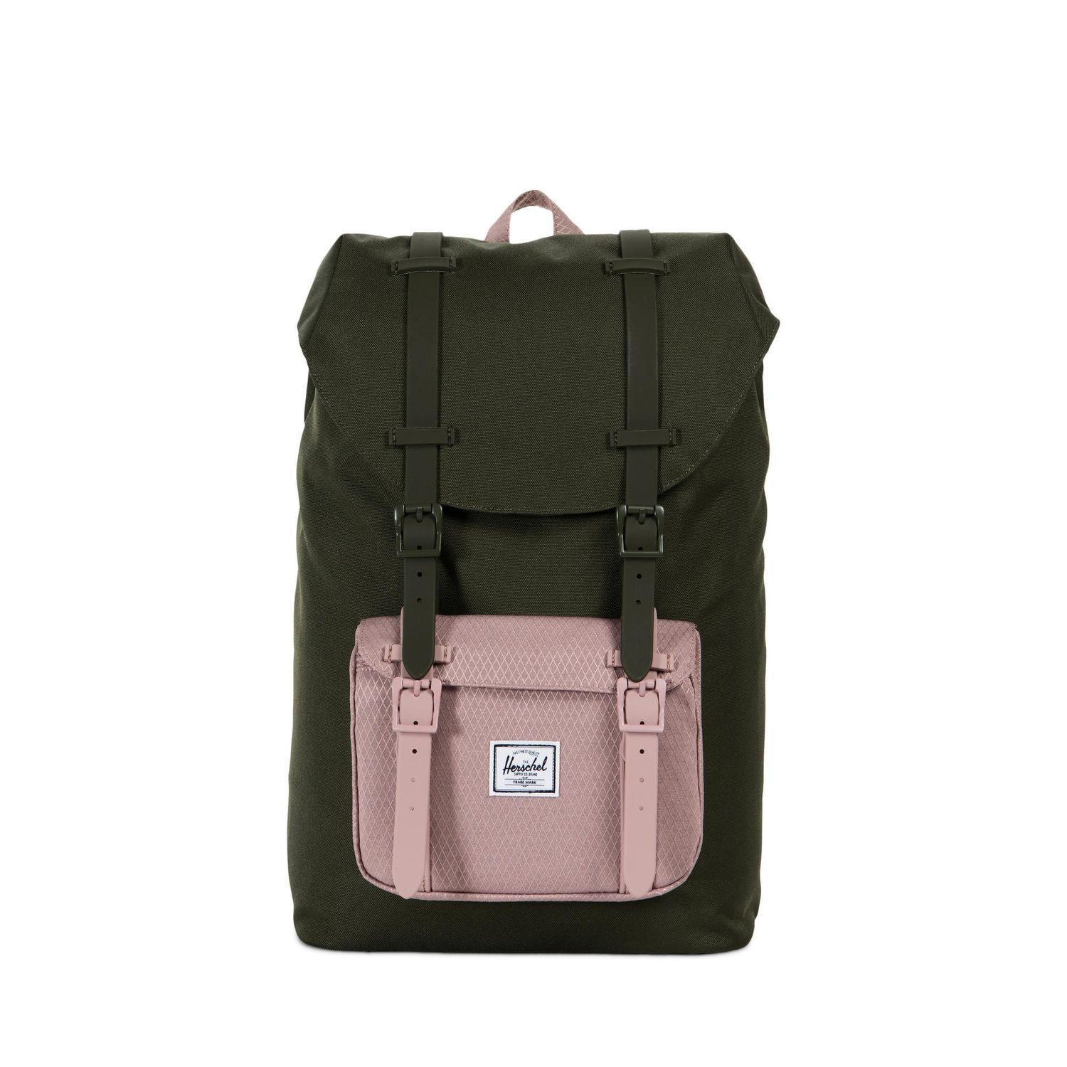Herschel Supply Co. Mochila Little America Roxo