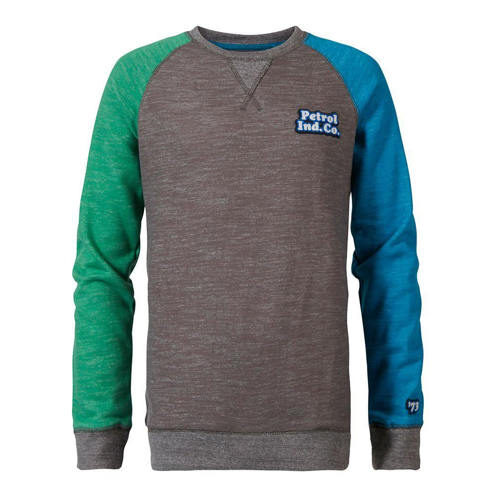Petrol Industries Sweat Ribbed Neck 852