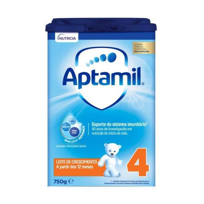 Leite de Crescimento Aptamil Pronutra Advance 4 750 g