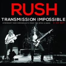 Rush  Transmission Impossible (Music Cd)  Cd