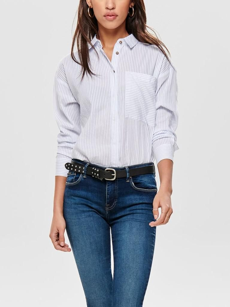 Camisa Mulher Fcarry Only Azul