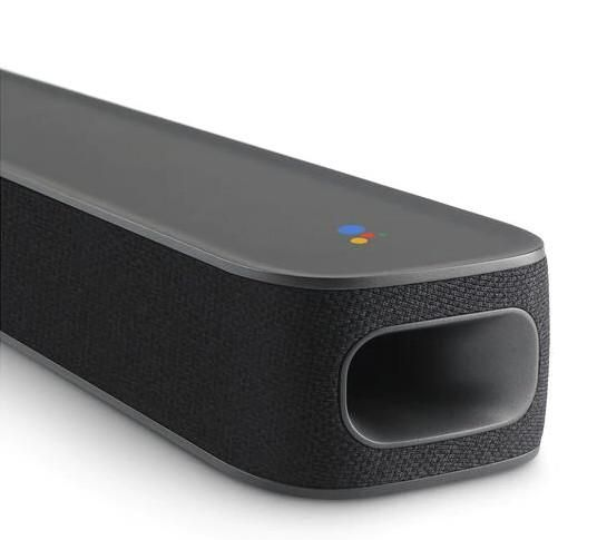 JBL SOUNDBAR C/ LEGENDARY SOUND, ANDROID TV, 4K,  BLUETOOTH, HDMI