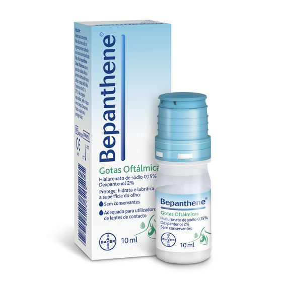 Bepanthene  Gts Oft 10ml