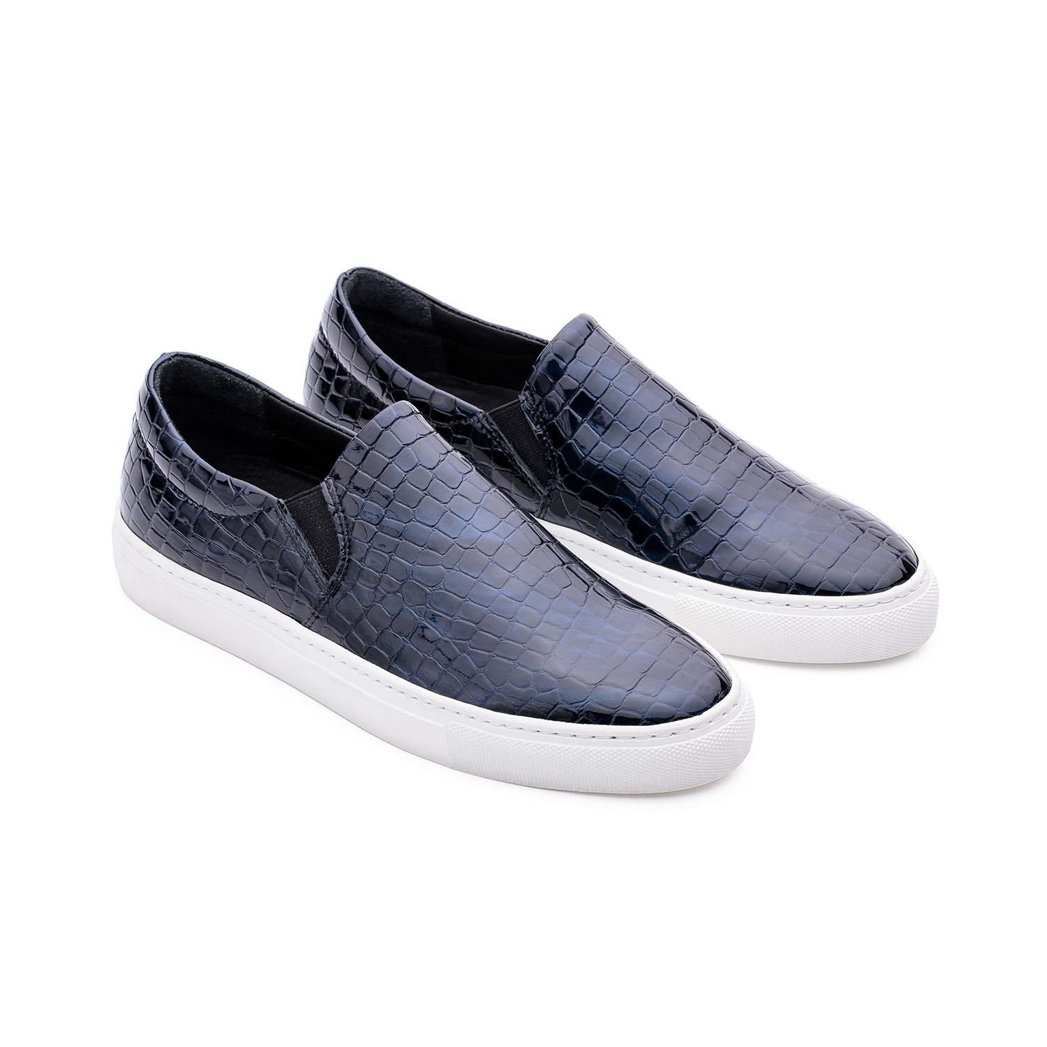 Sapatos Saddle Sneakers Bouchamaoui.