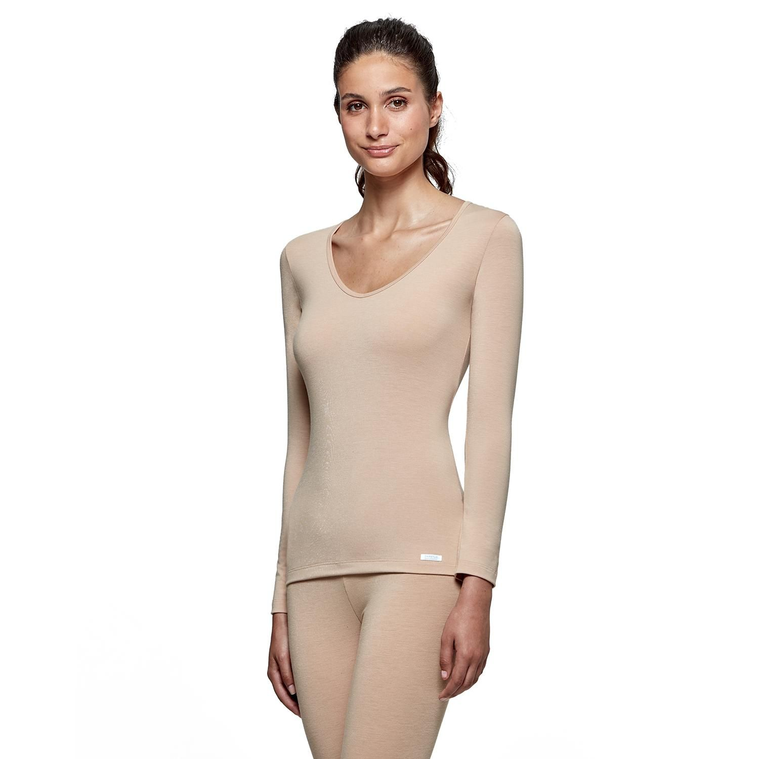 Camisola Thermo Bege