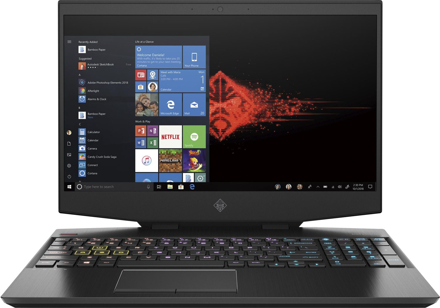 Hp Omen By 15-Dh0017Nm