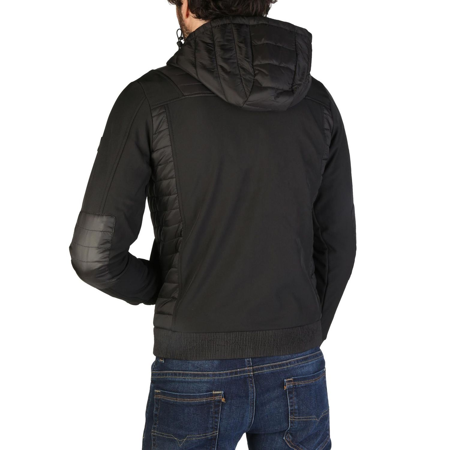 Casaco Geographical Norway Chaleur Man Preto.