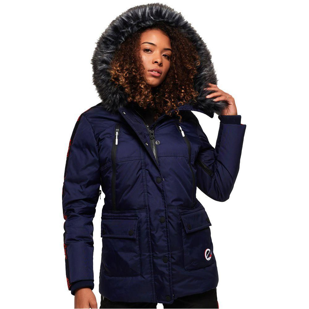 Superdry Canadian Mountain Range Down Parka