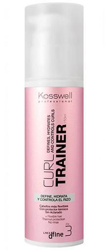Kosswell Professional Curl Trainer Definidor  Cachos 150 ml