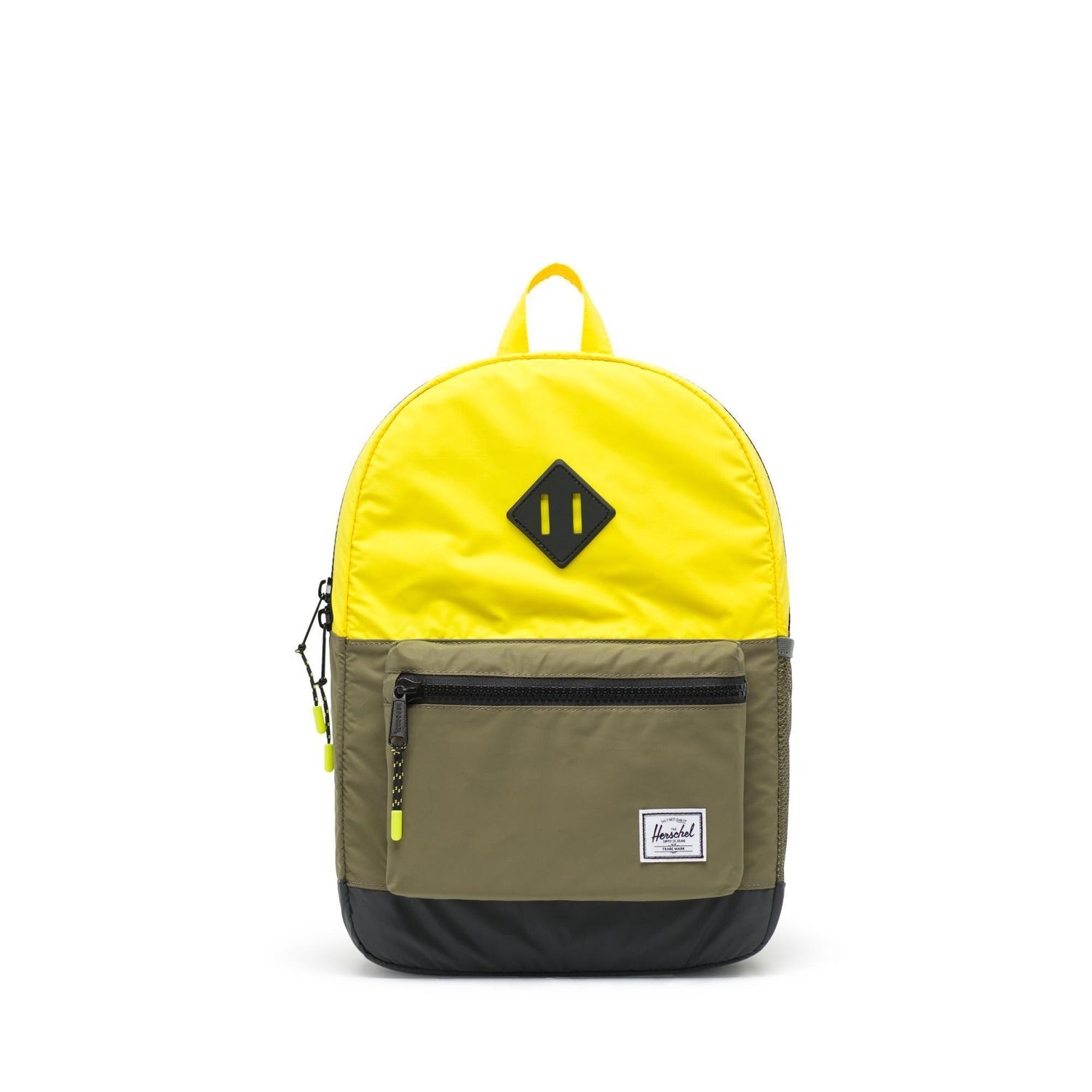 Herschel Supply Co. Mochila Little America Amarelo