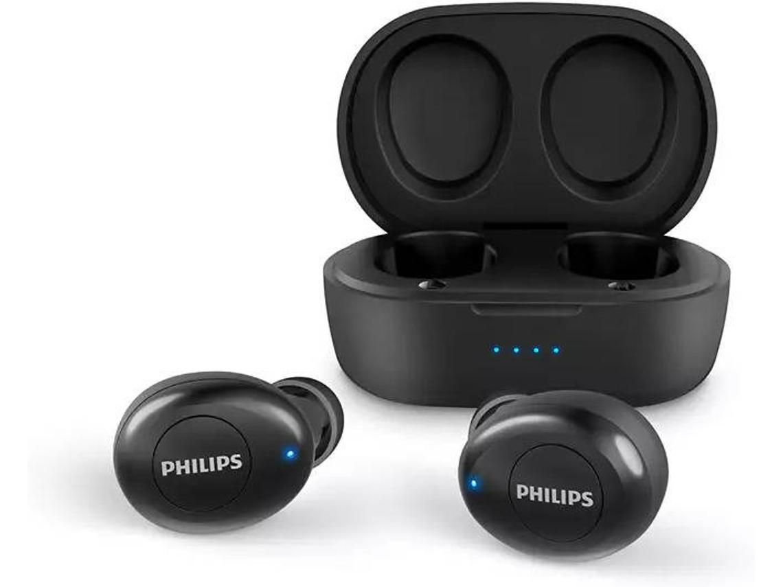 Auricular True Wireless Philips Tat2205bk In Ear Microfone Dott Pt