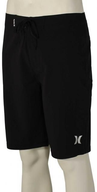 """Hurley Phantom One And Only 20"""" Boardshorts Classic Black"""