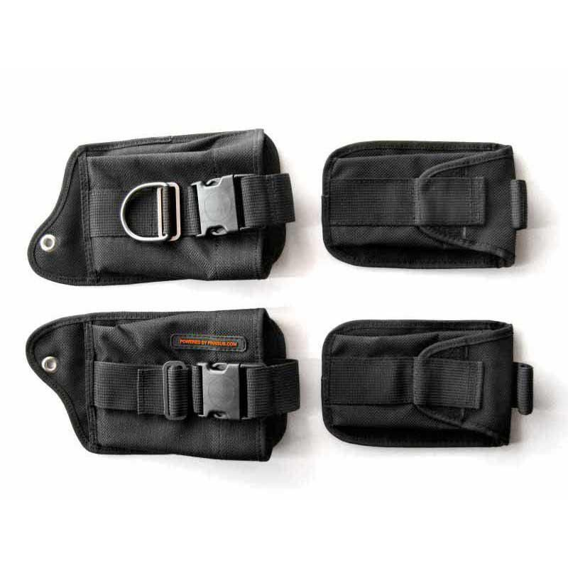 Fly 13d Comfort Set Ss Wing And Harness Steel And 2 X Tank Bands Rev