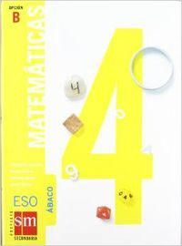 Ant/Abaco (B).Matematicas 4ºEso
