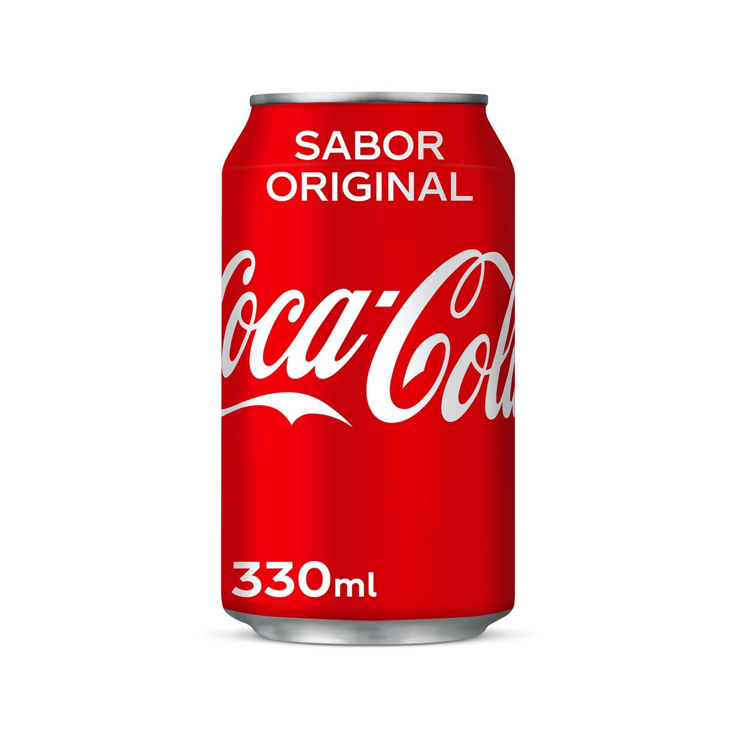 Coca-Cola Sabor Original Lata 330 ml