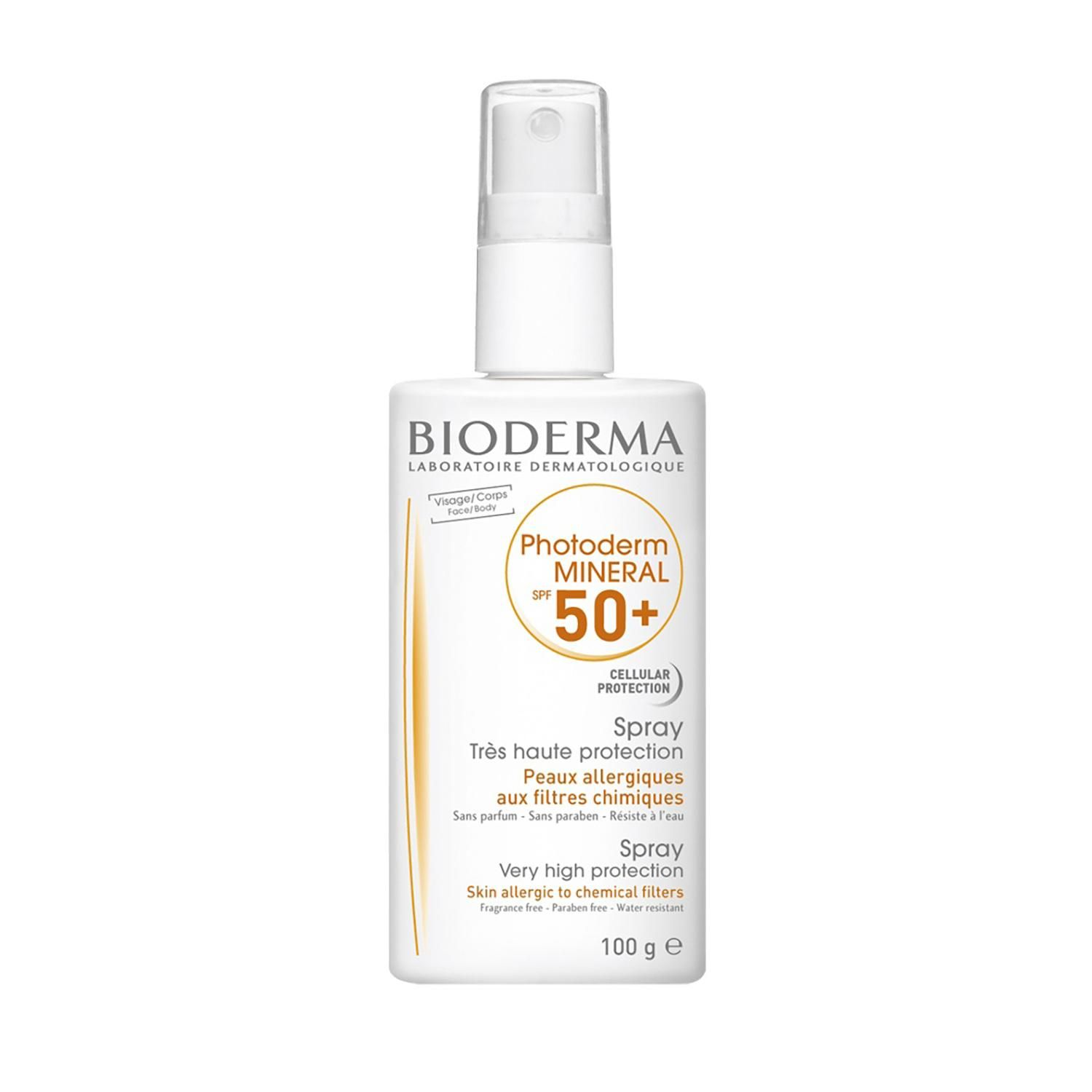 Bioderma Photoderm Mineral Spray FPS50+ 100g