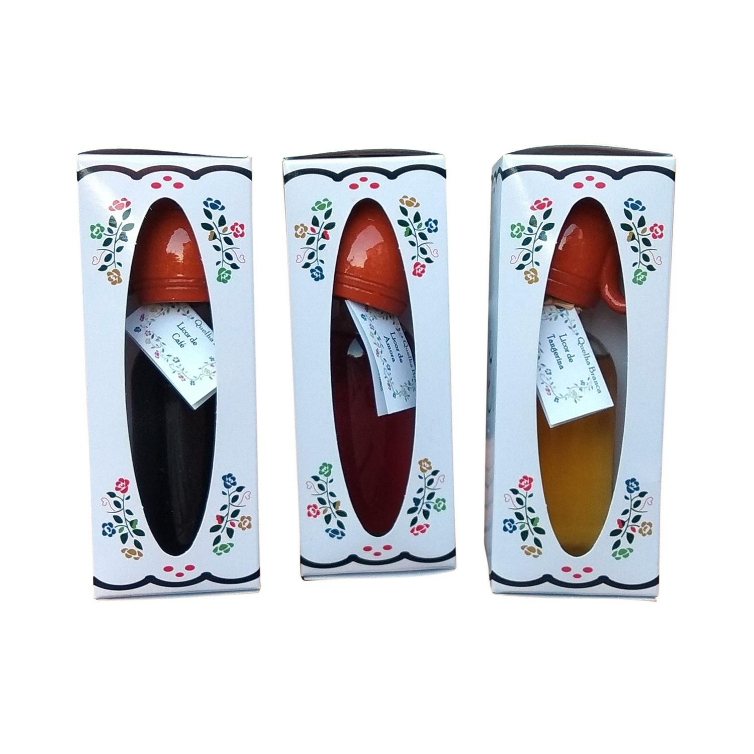 Pack 3 Licores 50 ml