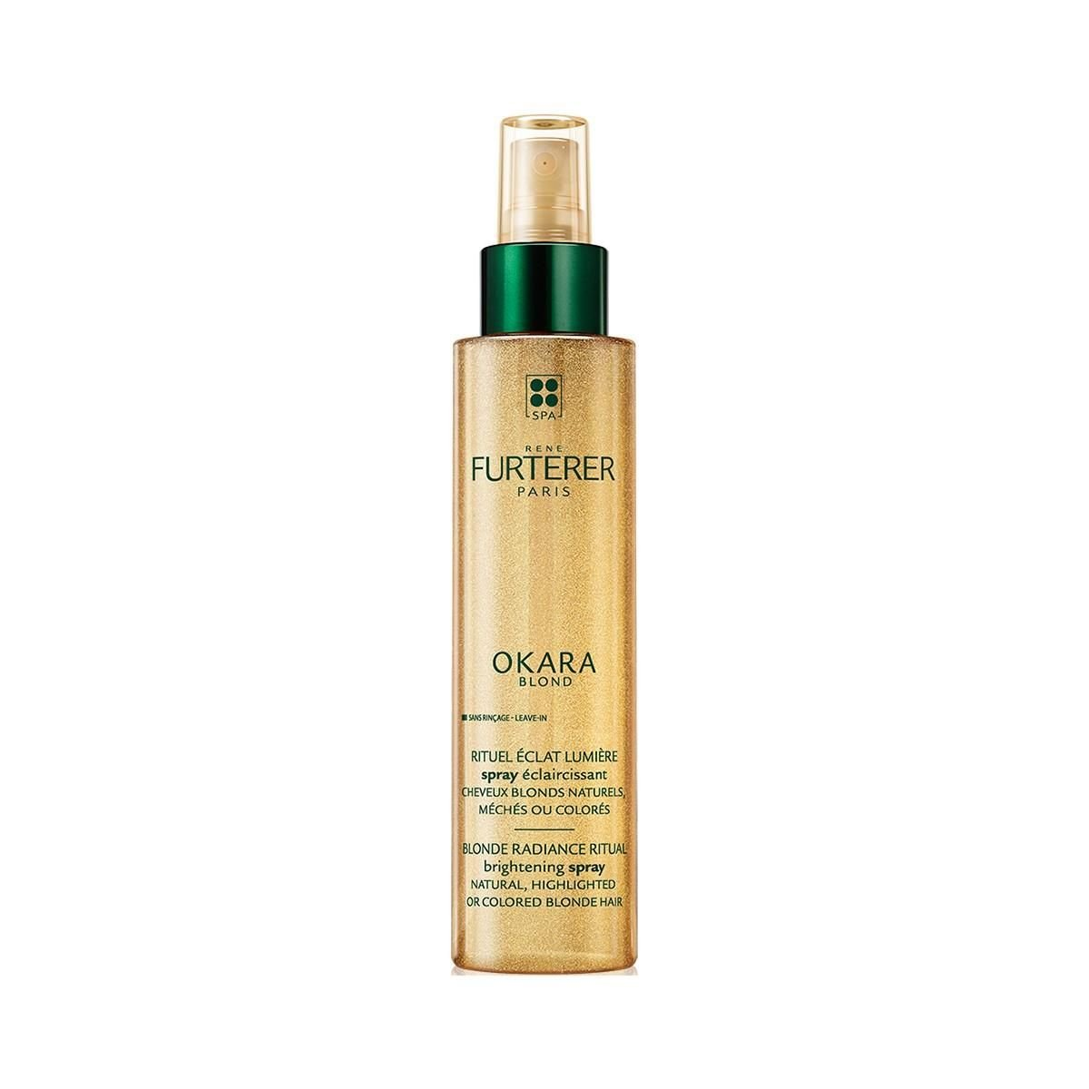 Spray Okara Abrilhantador Blond 150Ml