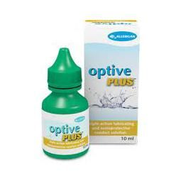 Optive Plus Sol Oft Conf/Lubrif 10 Ml