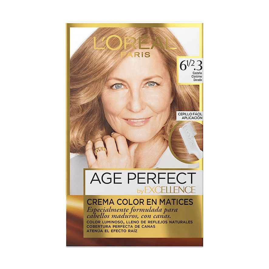 L Oreal Paris Excellence Age Perfect Embelezante Creme