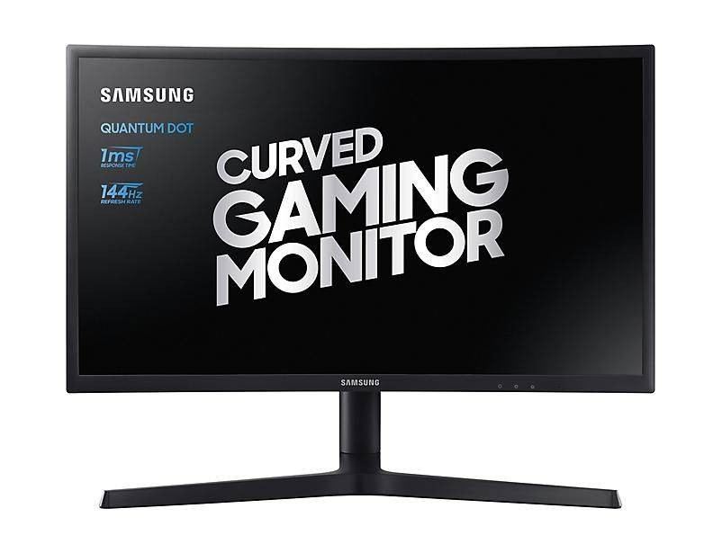 Monitor Samsung 27P Fhd 1Ms Curved Has Dp/Hdmi - .