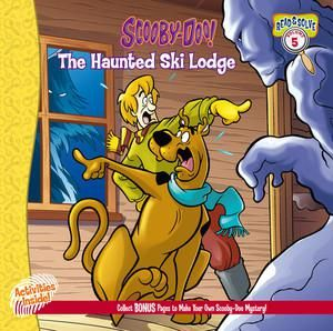 5.Haunted Ski Lodge, The.(Scooby-Doo Read & Solve)
