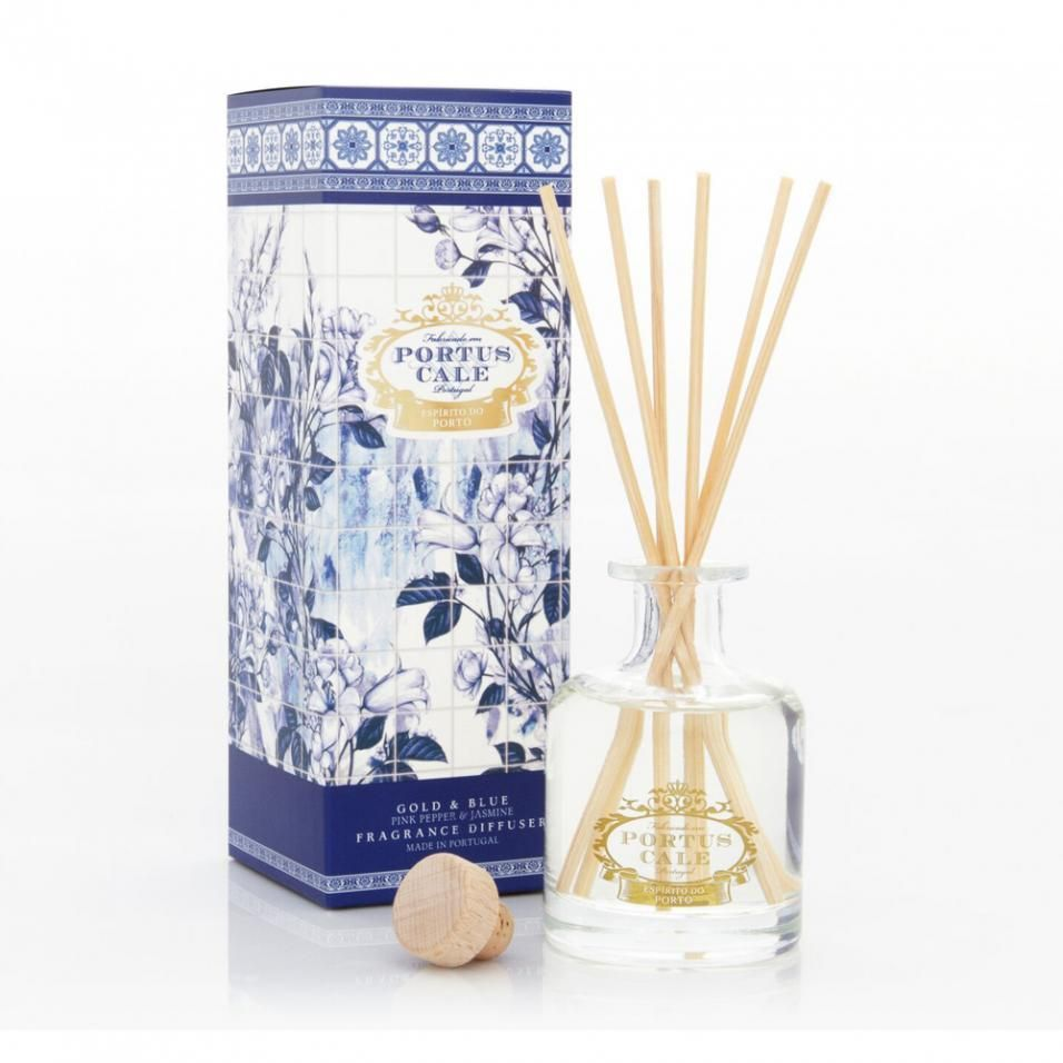 Difusor 100Ml Gold And Blue