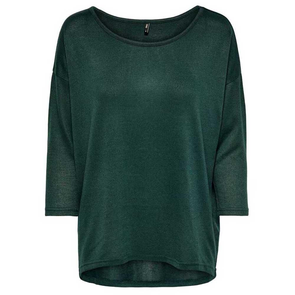 Only Elcos Solid Long Sleeve T-Shirt